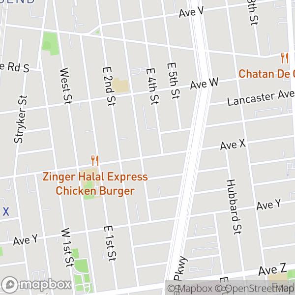2411 E 3 St #7B Map