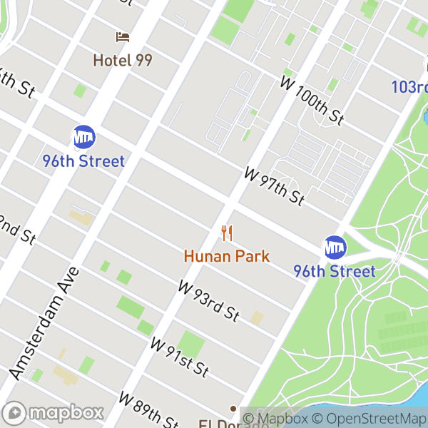 730 Columbus Ave #2L Map