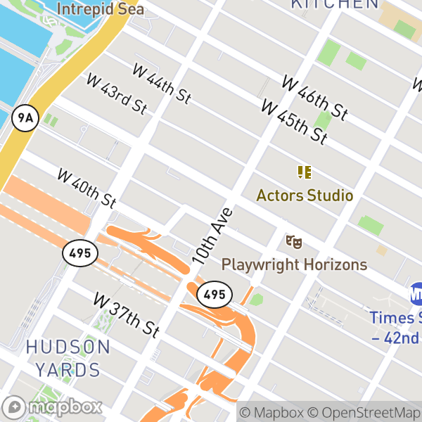 561 10 Ave #27E Map