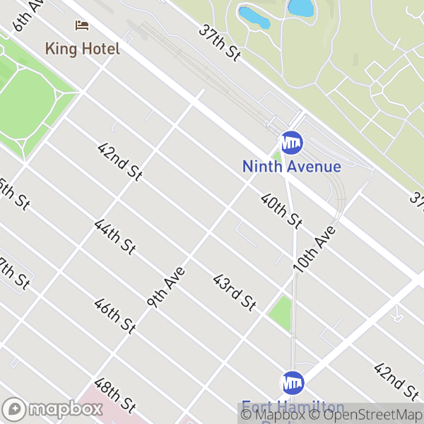 4114 9 Ave #3K Map