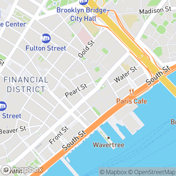 200 Water St #1516 Map