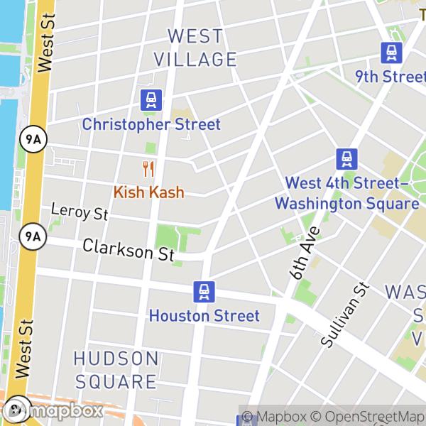 51 Leroy St #2A Map
