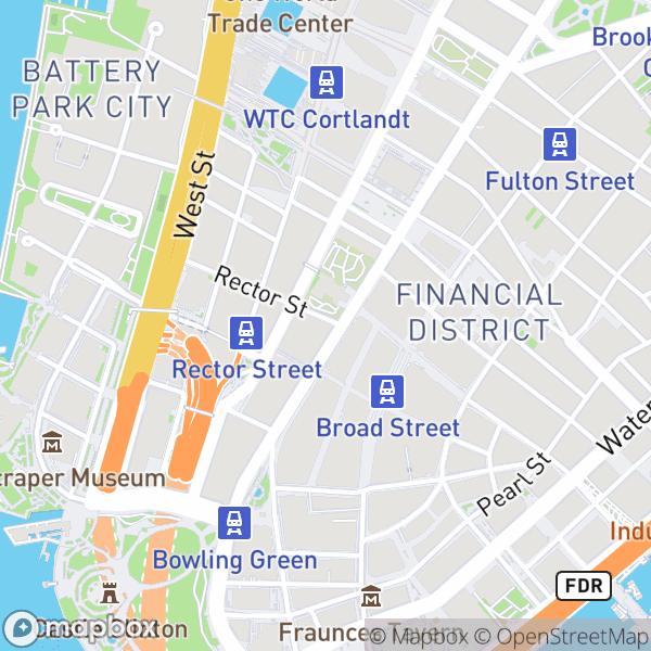 71 Broadway #7D Map