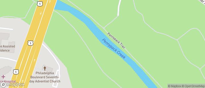 Schuylkill River Pitch