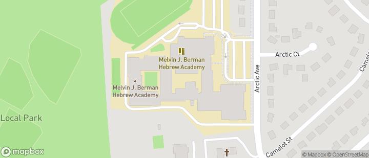 Melvin J. Berman Hebrew Academy (Old Peary HS)
