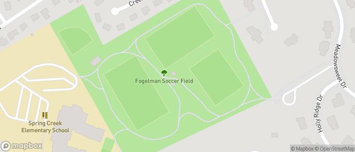 Spring Creek Elementary - Fogelman Field