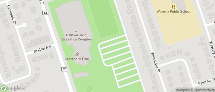 Civic Recreation Complex