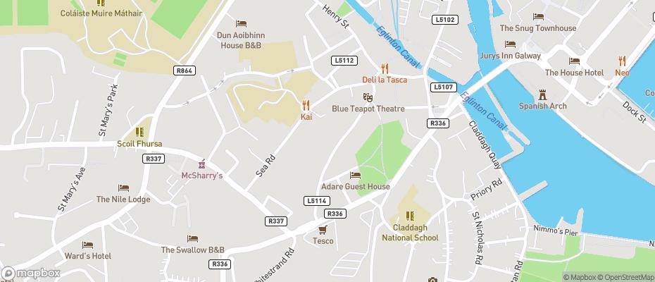 Map of Linderhof