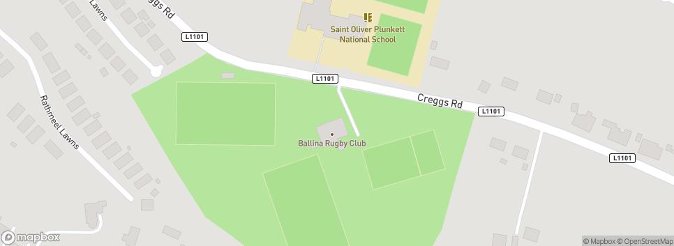 Ballina Rugby Football Club Heffernan Park