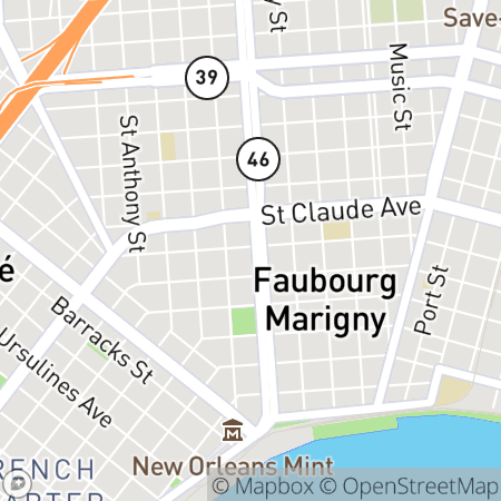 Mag's French Quarter tickets