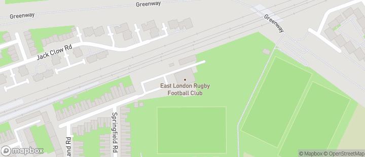 East London Rugby Club