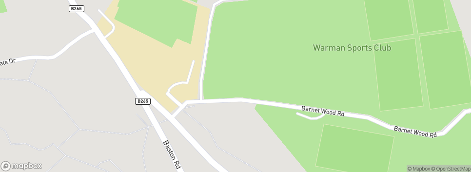 Bromley Bengals Barnet Wood Road