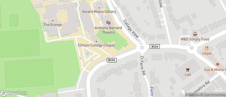 London Marathon Sports Ground - College Meadow Astro