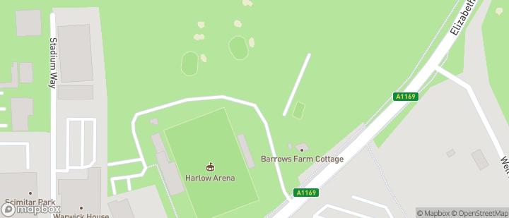 Harlow Arena