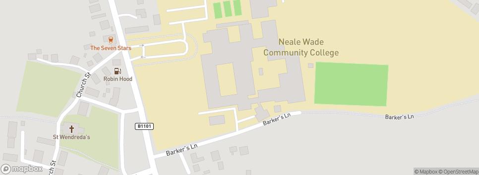 March Town Hockey Club Neale-Wade Academy Astroturf