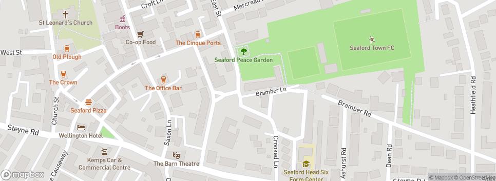 Seaford Town FC Bramber Lane