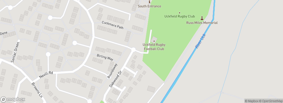 Uckfield RFC Hempstead Playing Fields