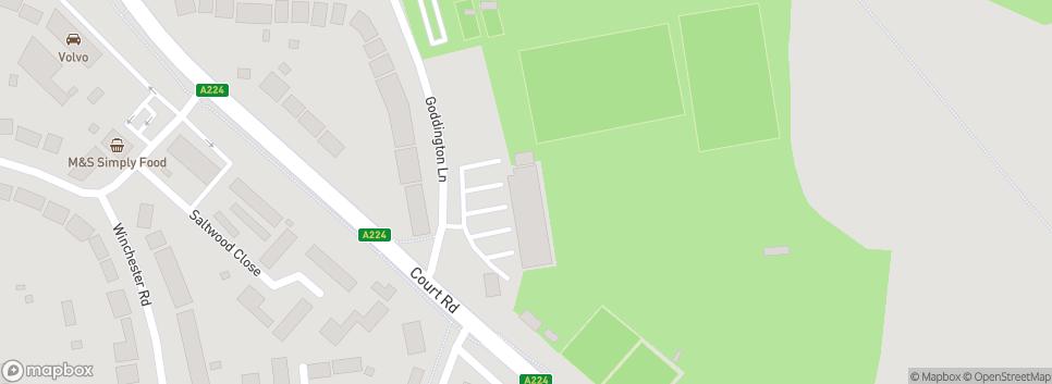 Westcombe Park Rugby Football Club Goddington Dene