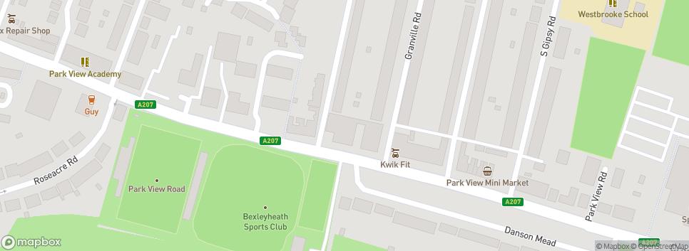 Bexleyheath Cricket Club Park View Road