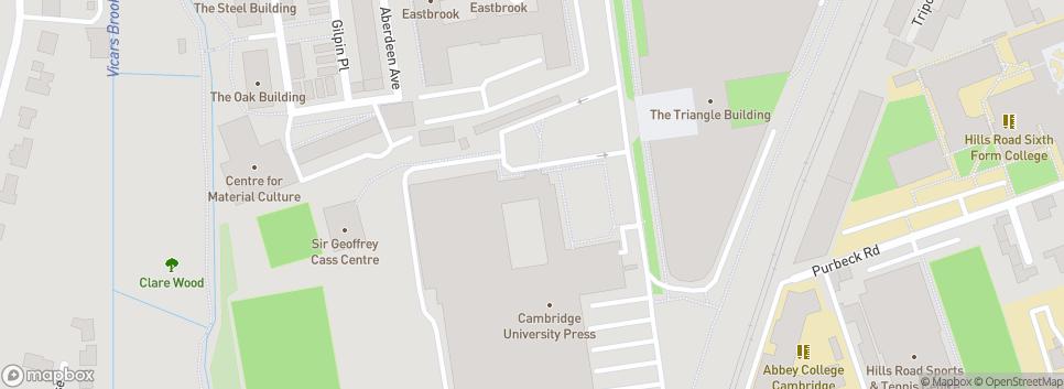 Cambridge Schools FA Shaftesbury Rd