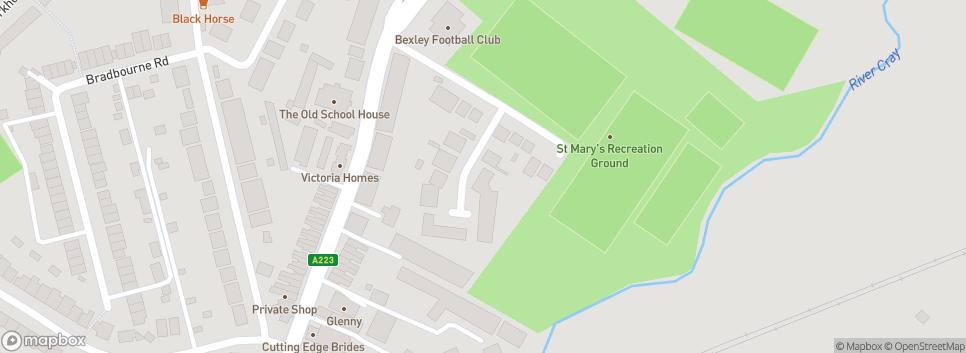 Bexley United F.C St Marys Rec