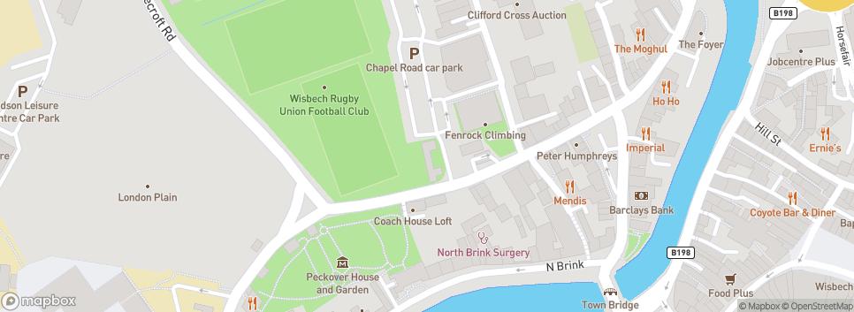 Wisbech RUFC Chapel Road