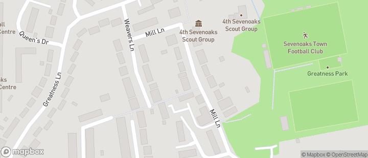 Sevenoaks JFC - Greatness Park