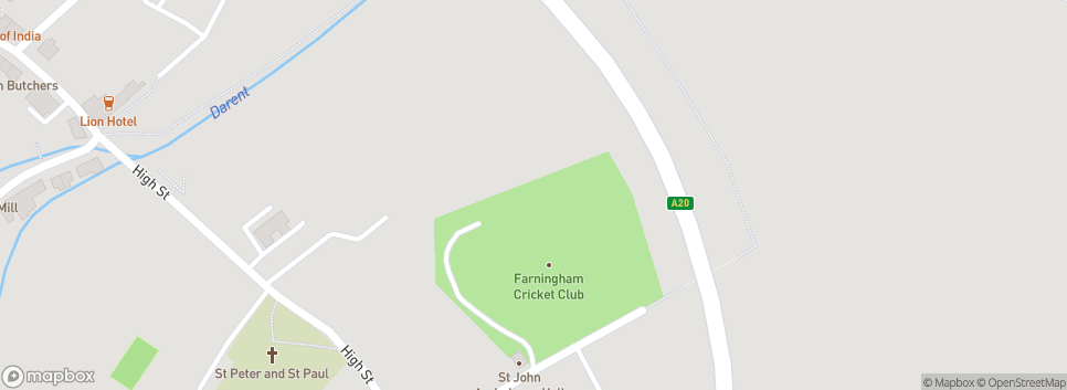 Farningham Cricket Club Cricket Ground