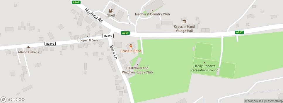 Heathfield & Waldron RFC Hardy Roberts Recreational Ground