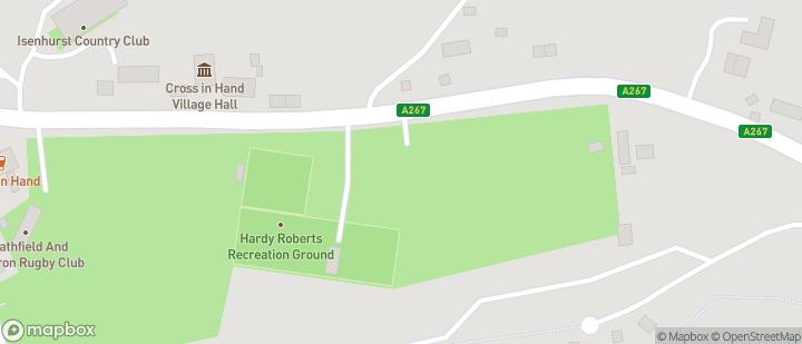 Heathfield & Waldron RFC Cypress Pitch