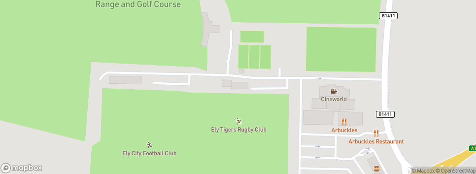 Ely City Football Club The Demcom Stadium