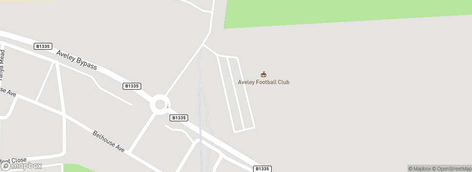 Aveley Football Club Parkside