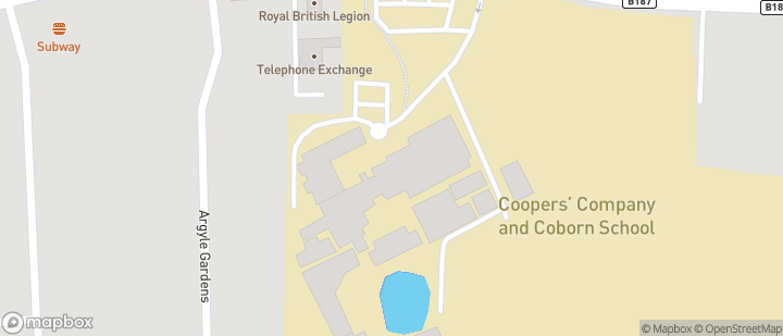 Coopers Company and Coburn school