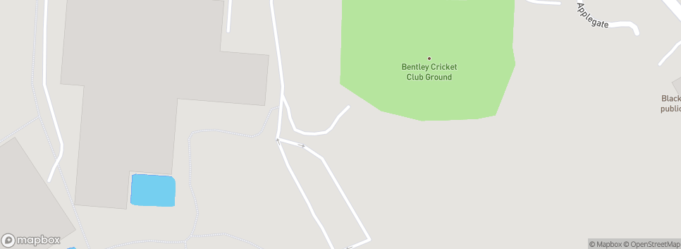 Bentley Cricket Club (Sorry no dogs allowed at the ground)