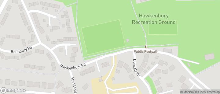 TWHC - Hawkenbury Recreation Ground