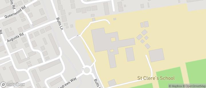 St Clere's School