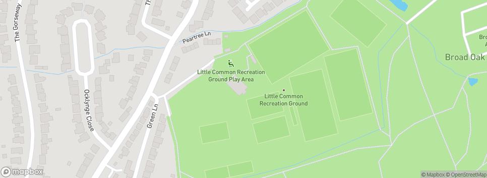 Little Common Football Club Little Common Sports Pavilion