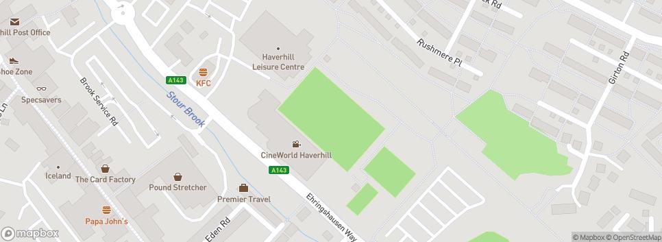 HAVERHILL HOCKEY CLUB Haverhill Leisure Centre - Astro Pitch