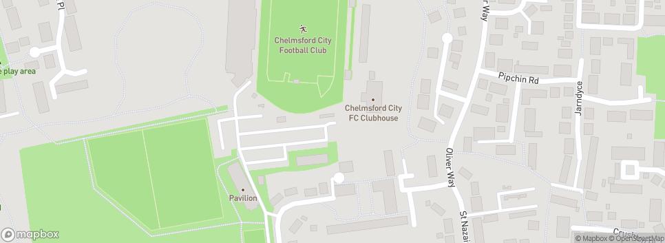 Chelmsford City FC Melbourne Community Stadium