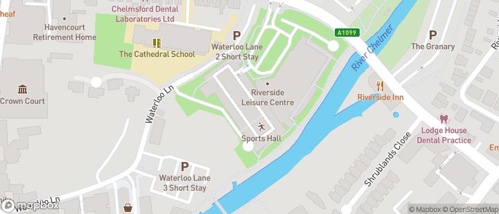 Riverside Ice & Leisure Centre