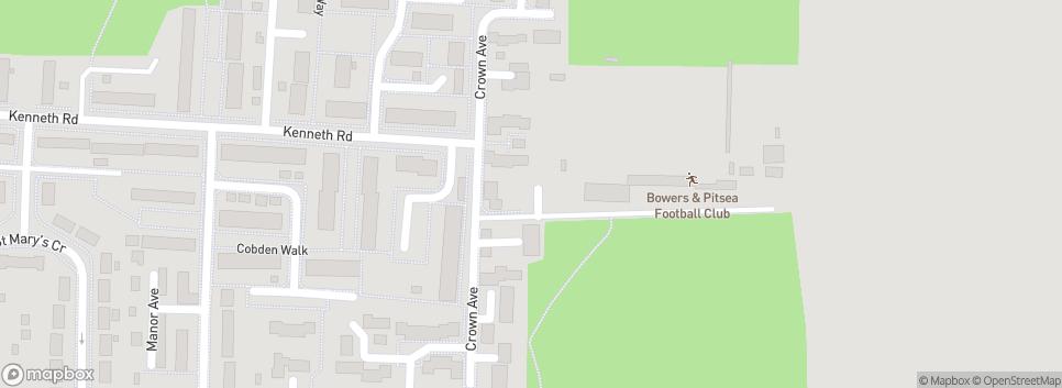 Bowers & Pitsea Football Club Len Salmon Stadium
