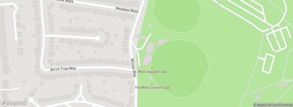 The Mote Cricket Club The Mote Cricket Club