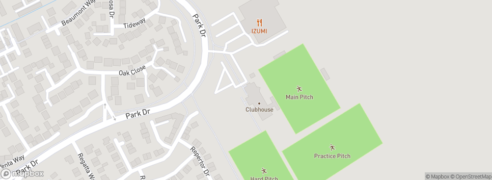 Maldon & Tiptree Park Drive
