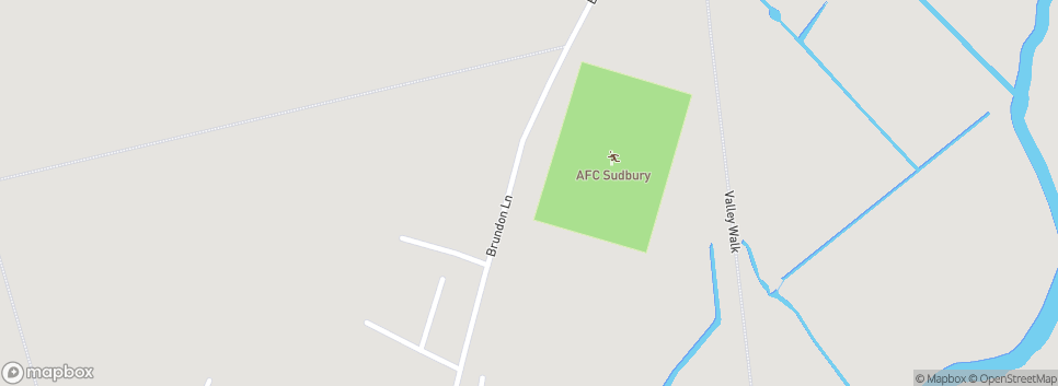 AFC Sudbury King's Marsh Stadium