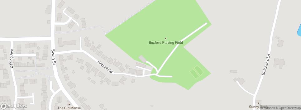 Edwardstone CC Boxford Playing Field