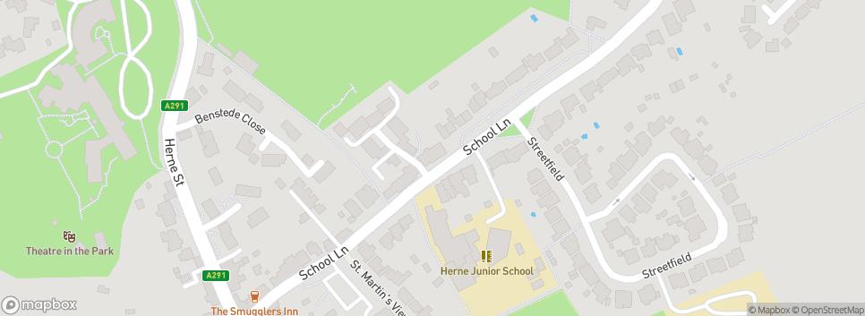 Herne Bay Harriers School Lane