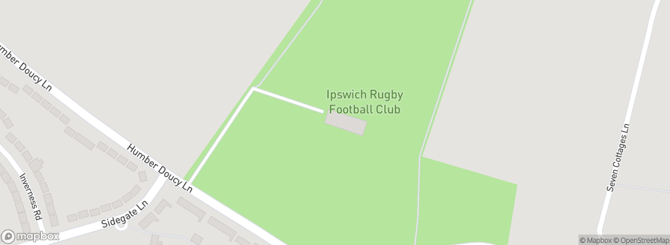 Ipswich RFC Humber Doucy Lane
