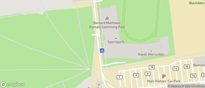 Sportspark at UEA