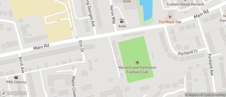 Harwich & Parkeston FC