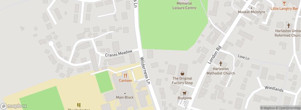 Harleston Town Football Club Wilderness Lane